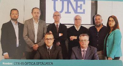 AEO participa en UNE-Normalización