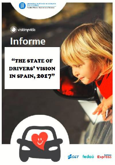 The state of drivers's vision in Spain 2017