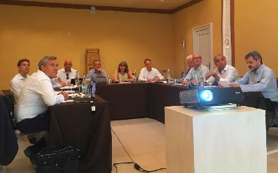 EUROM1 reúne a sus socios en Italia