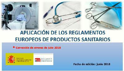 Preguntas y respuestas sobre el reglamento europeo de Productos Sanitarios