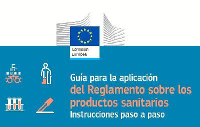 Guía para la aplicación del Reglamento de Productos Sanitarios