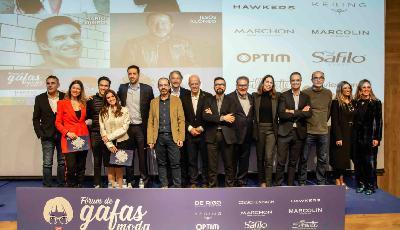 Más de 600 profesionales en el Fórum de Gafas, Moda y Negocio
