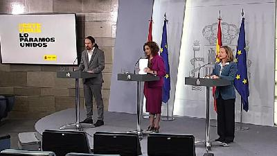 RESUMEN RUEDA DE PRENSA 31.03.2020 - ANUNCIO DE NUEVAS MEDIDAS RD11/2020
