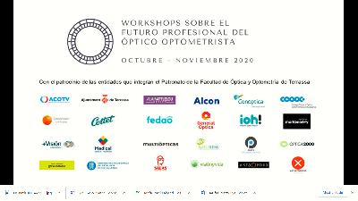 Jornada Futuro Profesional del Óptico Optometrista